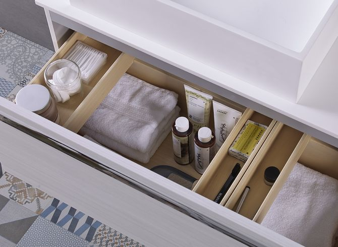 Internal Drawer with 3 boxes