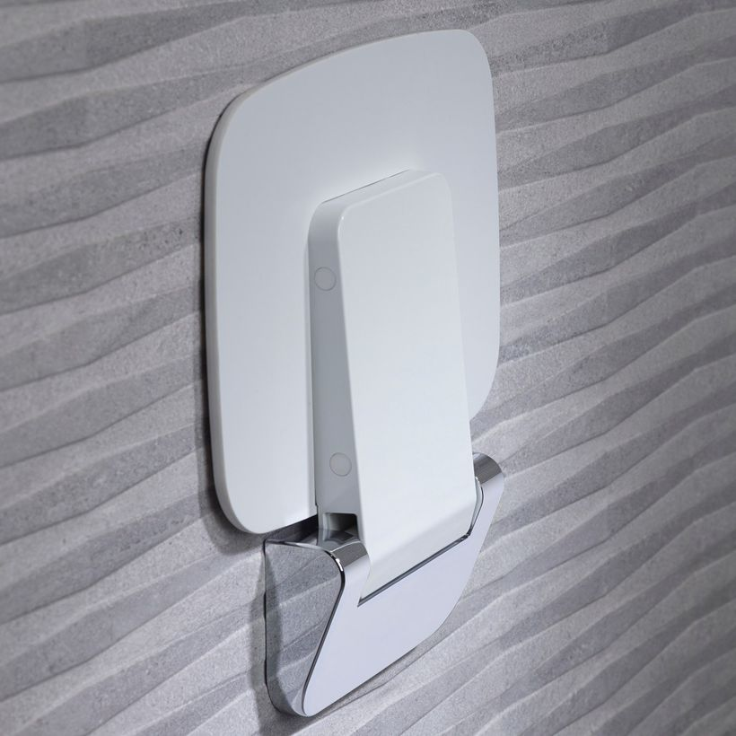 Thermoset Shower Seat folded 8020