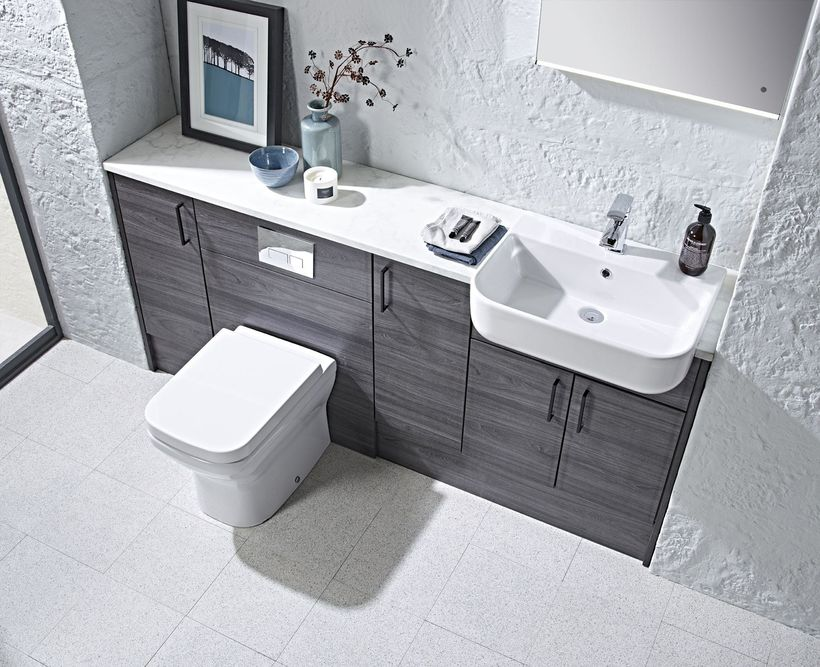 Aruba flintwood run with cover BTW and basin lifestyle