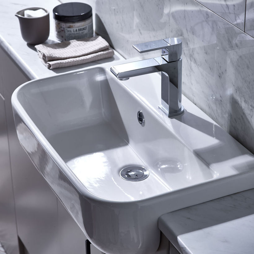 ceramic bathroom basin