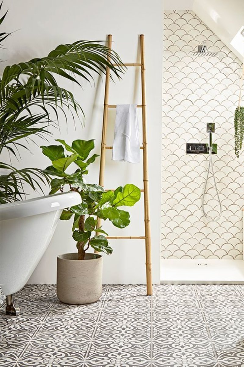 Our Guide to Choosing & Styling Bathroom Plants   Roper Rhodes