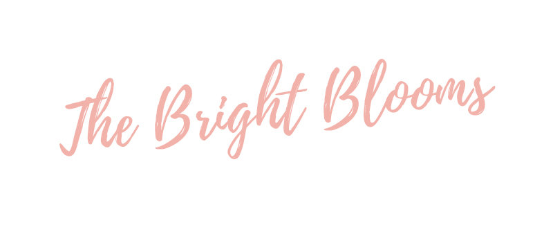 The Bright blooms logo
