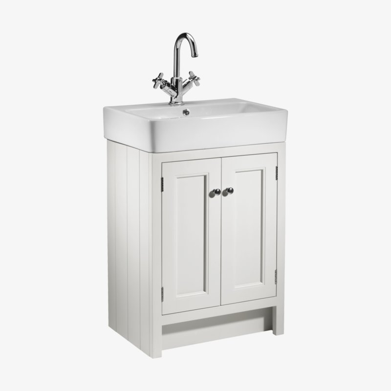 Hampton traditional 700mm basin unit
